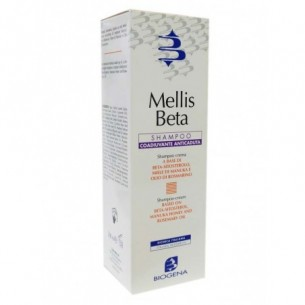 Mellis Beta - Shampoo crema anticaduta 200 ml