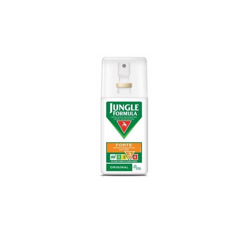 CHEFARO PHARMA - jungle Formula Forte Spray repellente antizanzare 75 ml