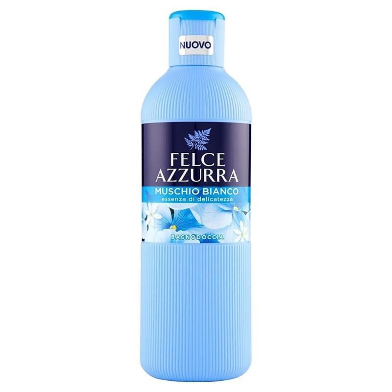 FELCE AZZURRA - Muschio Bianco Bagnodoccia 650 ml