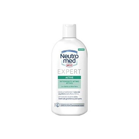 NEUTROMED - Expert Active - Detergente intimo 400 ml