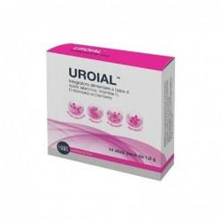Uroial - integratore per la prevenzione delle cistiti 14 bustine