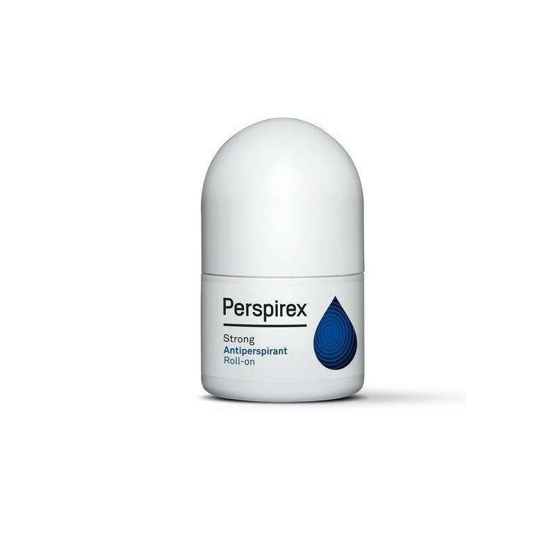 PASQUALI - perspirex strong deodorante Antitraspirante roll on 20ml