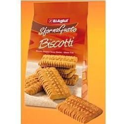 Biscotti  Per Celiaci Senza Glutine Per Celiaci Senza Glutine Sfornagusto 180 G