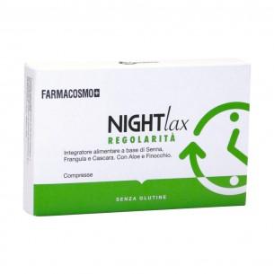 Nightlax Regolarità - integratore alimentare ad effetto lassativo 30 compresse