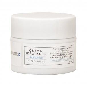 Crema Idratante Microrughe al Pantenolo 75 ml