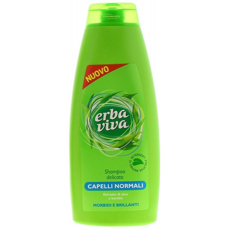ELVIVE - shampoo per capelli normali delicato 400 ml + 100 ml