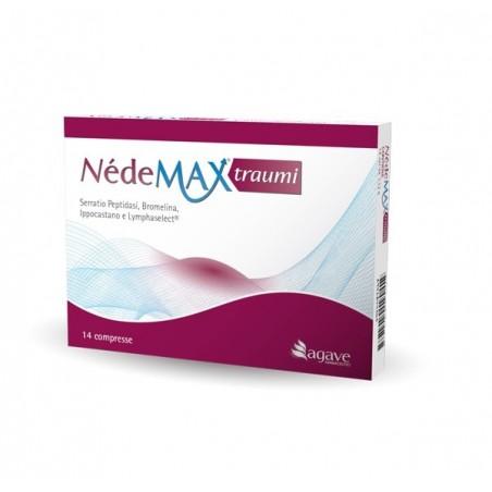 AGAVE - Nedemax Traumi - integratore alimentare per il microcircolo 14 compresse