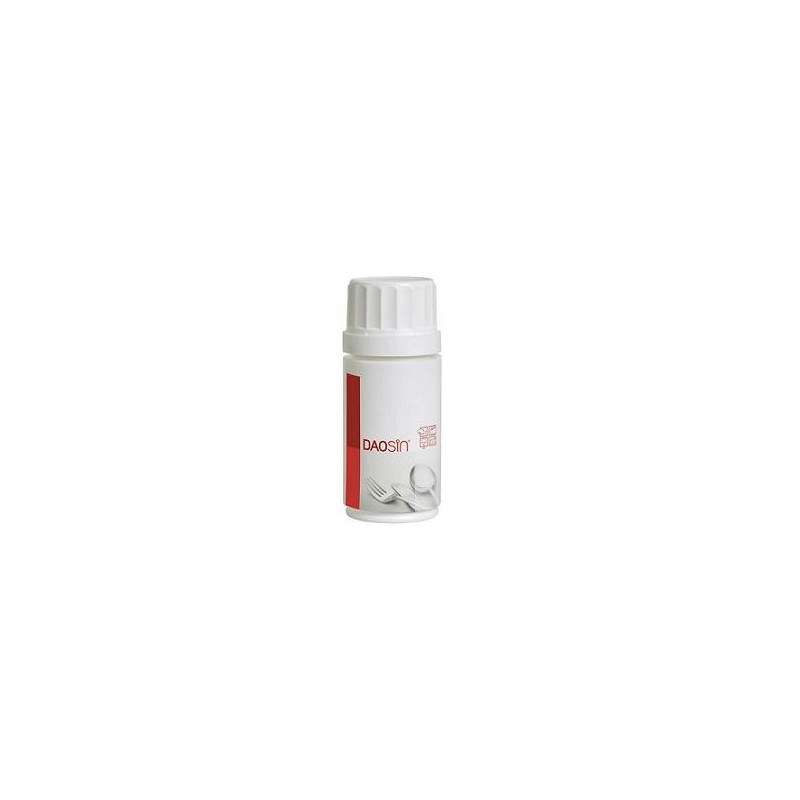 AETPHARMA - Daosin - integratore contro l'intolleranza all'istamina 30 capsule