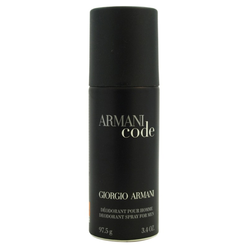 GIORGIO ARMANI - code homme deodorante spray 150 ml