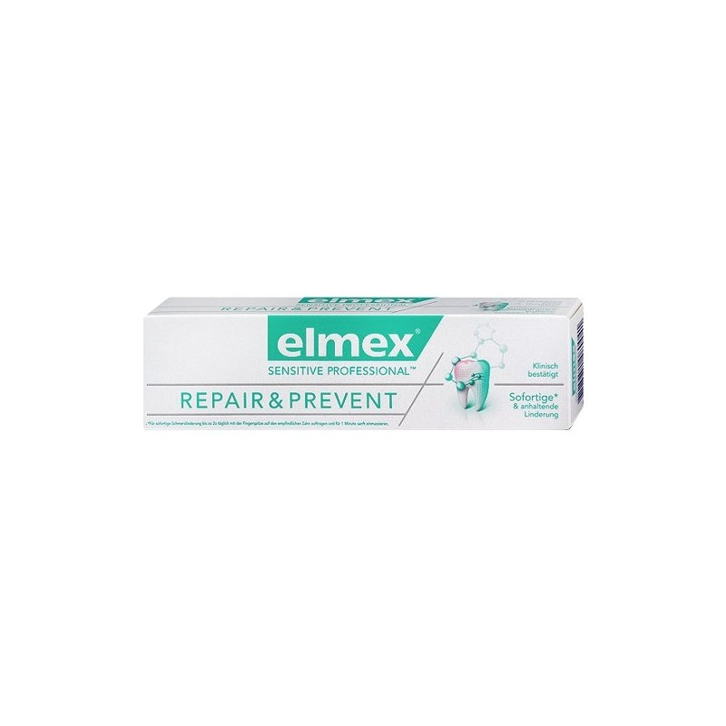 Sensitive Professional Ripara & Previene - Dentifricio Denti Sensibili 75 ml