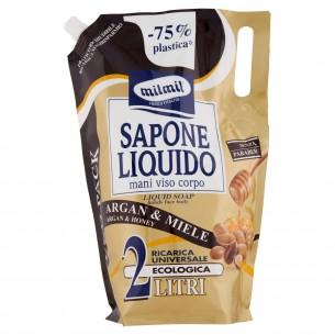 Sapone Liquido Ricarica Argan 2 Lt