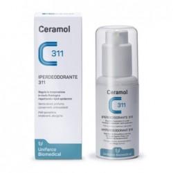 ceramol iperdeodorante 311 - Crema per pelli intolleranti 75 ml