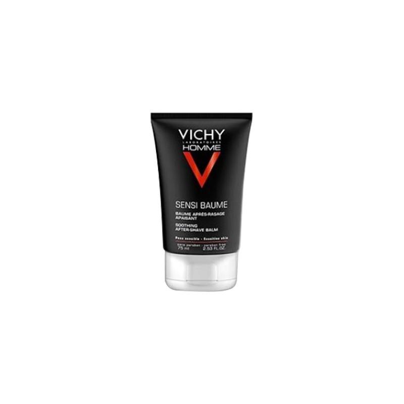 Vichy - homme sensi baume comfort  balsamo dopobarba  75 ml