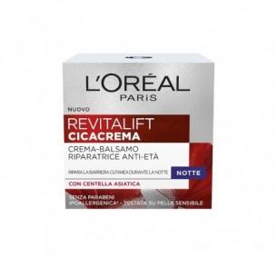 Revitalift Cicacrema - Crema balsamo antirughe idratante Notte 50 ml