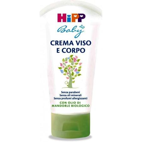 HIPP - baby crema lenitiva viso e corpo 75ml