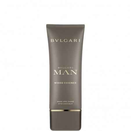 Bulgari - Man Wood Essence - balsamo dopobarba 100 ml