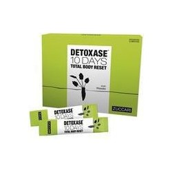 detoxase 10 days total body reset 10 stick pack - integratore alimentare purificante