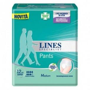 Specialist Super Pants Mutandina assorbente Taglia Medium - confezione da 12 mutandine