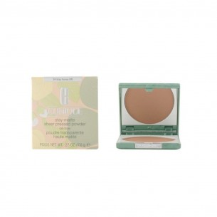 Stay-Matte Sheer Pressed Powder Oil-Free - Cipria n.04 Stay Honey