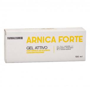 Gel Arnica Forte ad azione Lenitiva con Ippocastano e Ruscogenine 100 ml