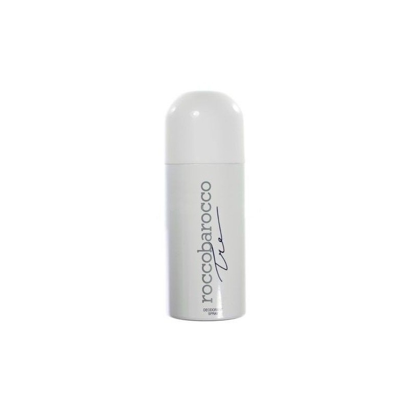 Rocco Barocco - Tre - deodorante spray 150 ml