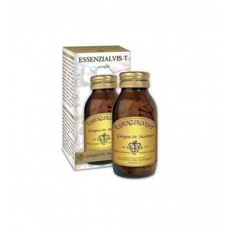 DR. GIORGINI - Essenzialvis T - Integratore Alimentare utile per il benessere gastrointestinale 180 pastiglie
