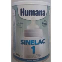 Sinelac 1 - Latte Di Soya Per Bambini Indicato Per Intolleranze In Polvere 400 G