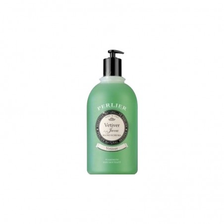 PERLIER - Vetiver di Java - Bagnoschiuma 3000 ml