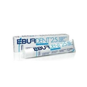 eburdent 25 sensitive - dentifricio denti sensibili 75 ml
