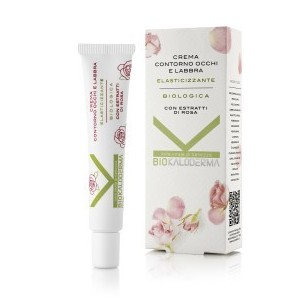 BioKaloderma - crema contorno occhi e labbra elasticizzante 15 ml