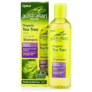 Australian Tea Tree - Shampoo Antiforfora 250 ml