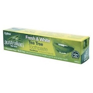Australian Tea Tree Fresh & White - dentifricio 100 ml