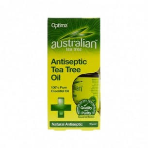 Australian Tea Tree - olio antisettico 25 ml