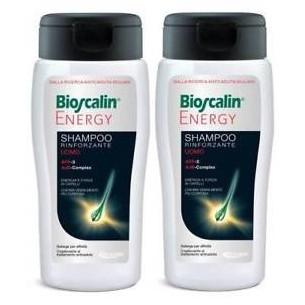 Energy Shampoo Rinforzante Linea Uomo - pacco doppio 2x200 ml