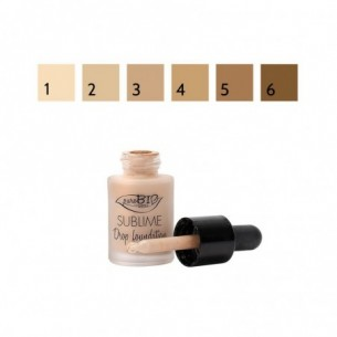 Sublime Drop Foundation - fondotinta liquido n.04