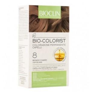 Bio Colorist -Colorazione Permanente per capelli N.8 biondo chiaro
