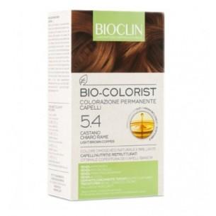 Bio Colorist -Colorazione Permanente per capelli N.5.4 castano chiaro rame