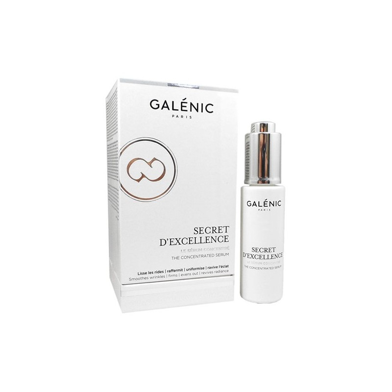 GALENIC - Secret D'Excellence - il Siero Concentrato viso anti età 30 ml