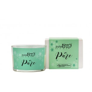 Home - Biologic candle Pure