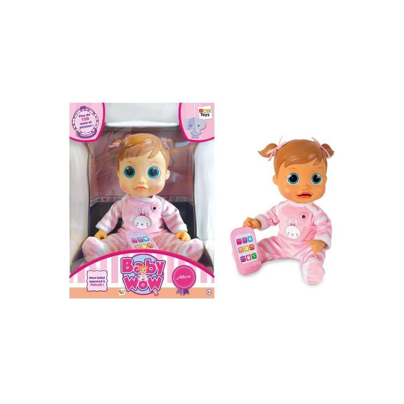 IMC TOYS - Baby wow - bebè interattivo