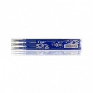 Refill Frixion Clicker blu - 12 confezione da 3 refill