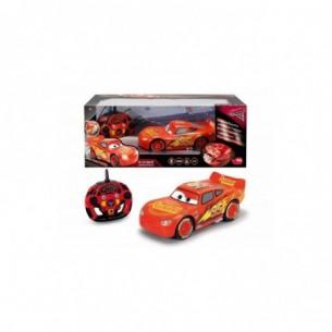 Cars 3 Saetta McQueen in scala 1:16  macchina radiocomadata