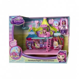 Little charmers - playset charmhouse