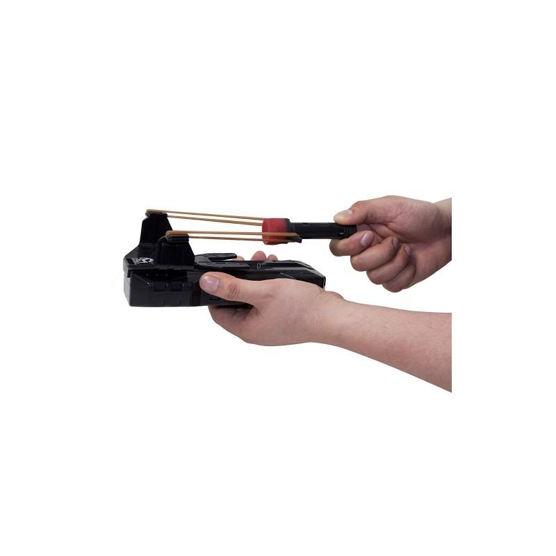 SPIN MASTER - Spike Mic Launcher - lancia dardi