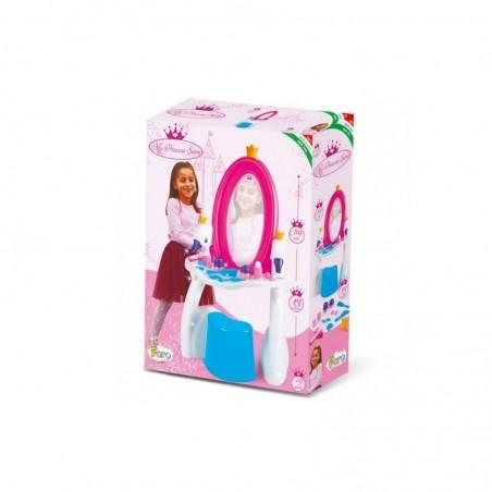 FARO - Specchiera con sgabello - Beauty Princess 89 cm