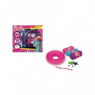 Barbie - Maglieria crea cappelli