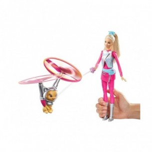 Barbie Avventura Stellare - bambola + gattino volante