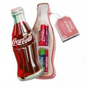 Coca cola mix - Cofanetto 6 Balsami Labbra