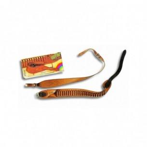 Cinturone Montecarlo - cartucciera con cinghia