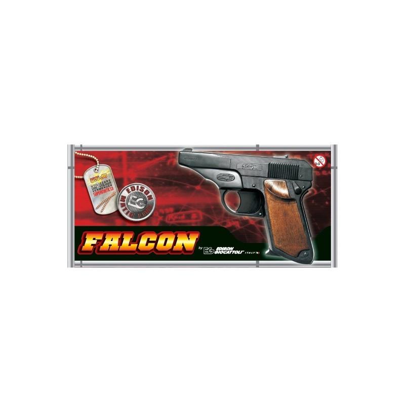 EDISON GIOCATTOLI - Matic Line - Pistola giocattolo Falcon